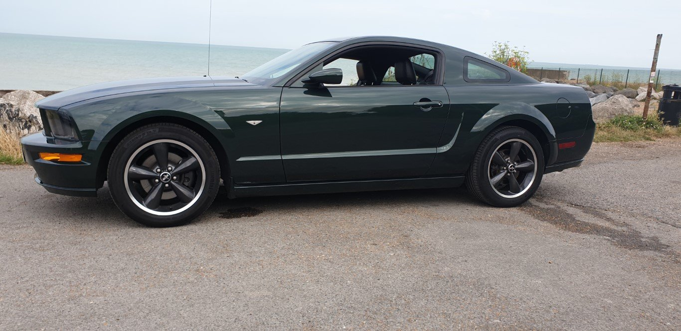 2008 Ford Mustang Bullitt Production No# 0300 For Sale (picture 2 of 6)