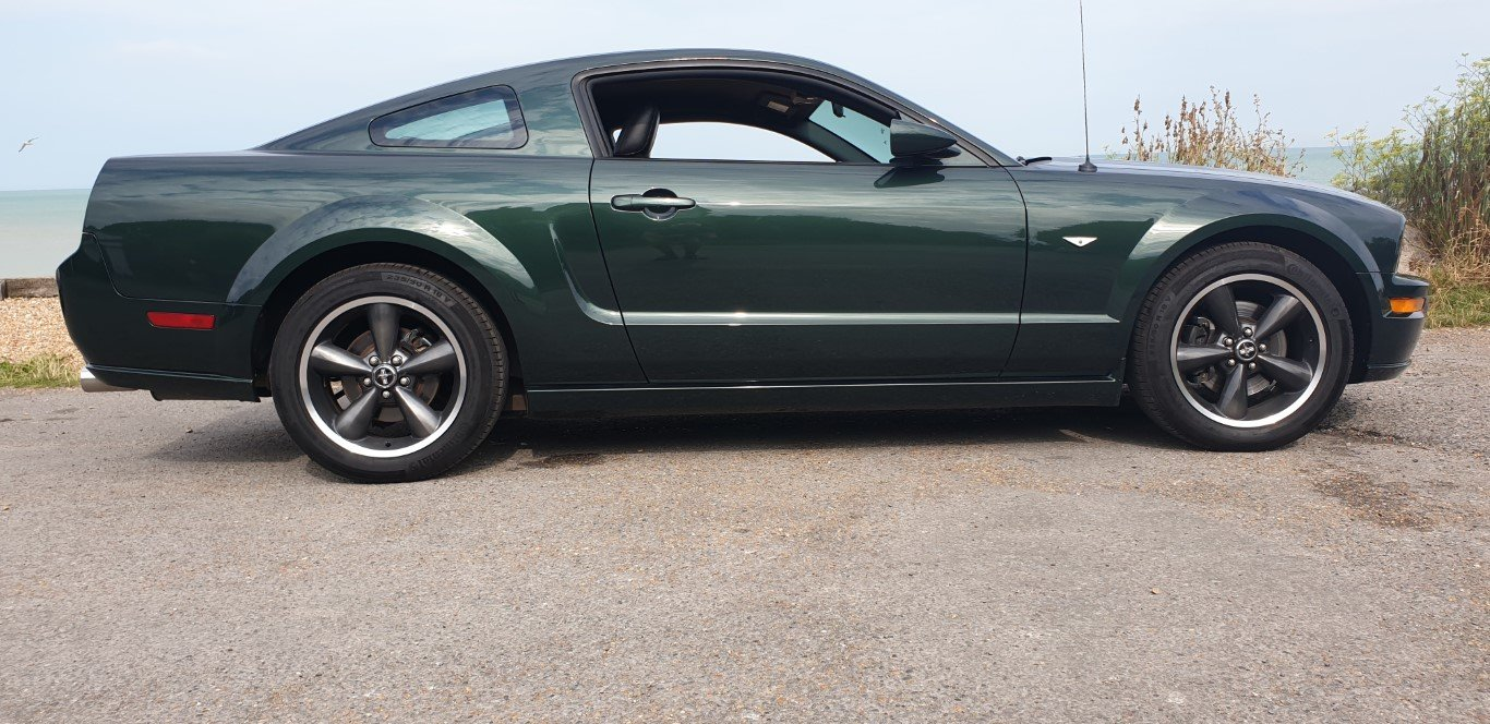 2008 Ford Mustang Bullitt Production No# 0300 For Sale (picture 3 of 6)