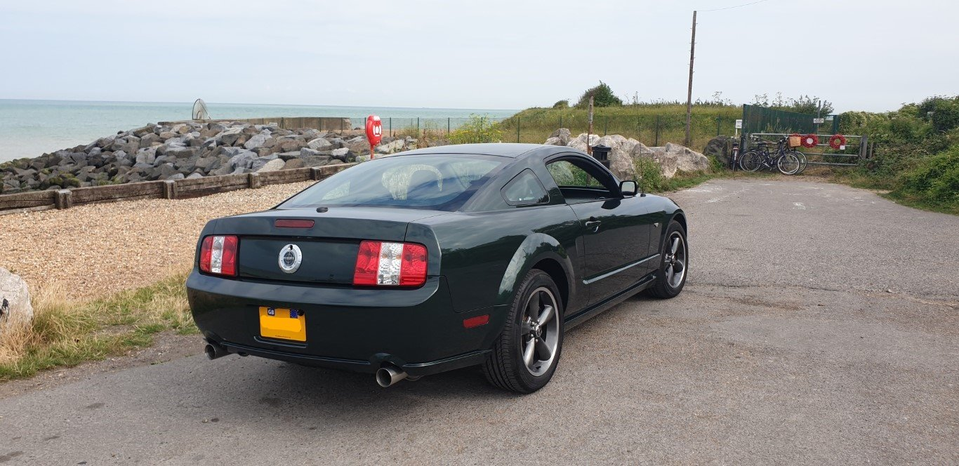 2008 Ford Mustang Bullitt Production No# 0300 For Sale (picture 4 of 6)