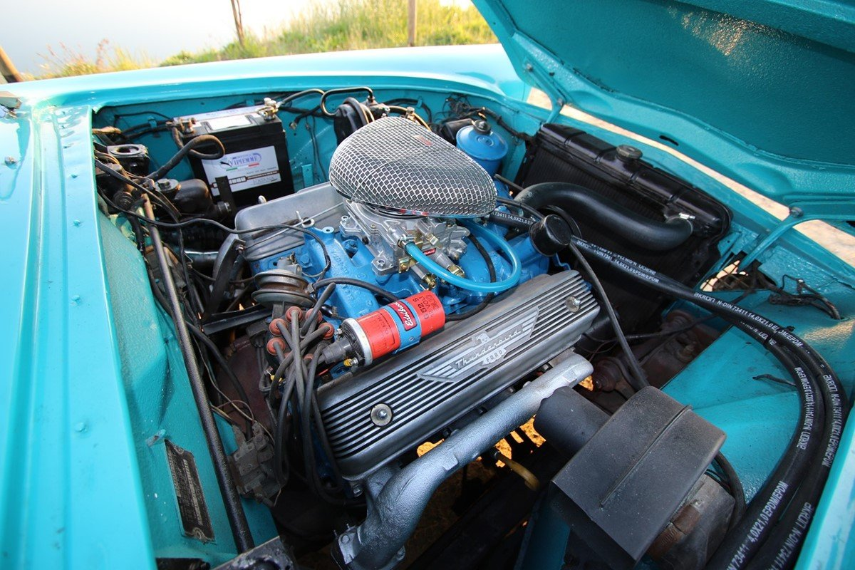 1956 Ford Thunderbird ex Innocenti For Sale (picture 3 of 6)