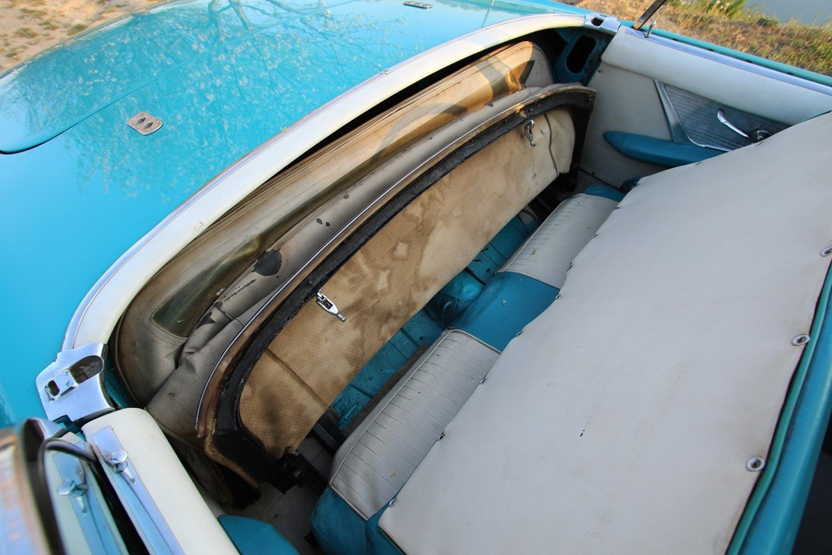 1956 Ford Thunderbird ex Innocenti For Sale (picture 5 of 6)
