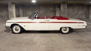 1962 Ford Galaxie 500 XL Convertible Rare 390 BigBlock $32.9 For Sale