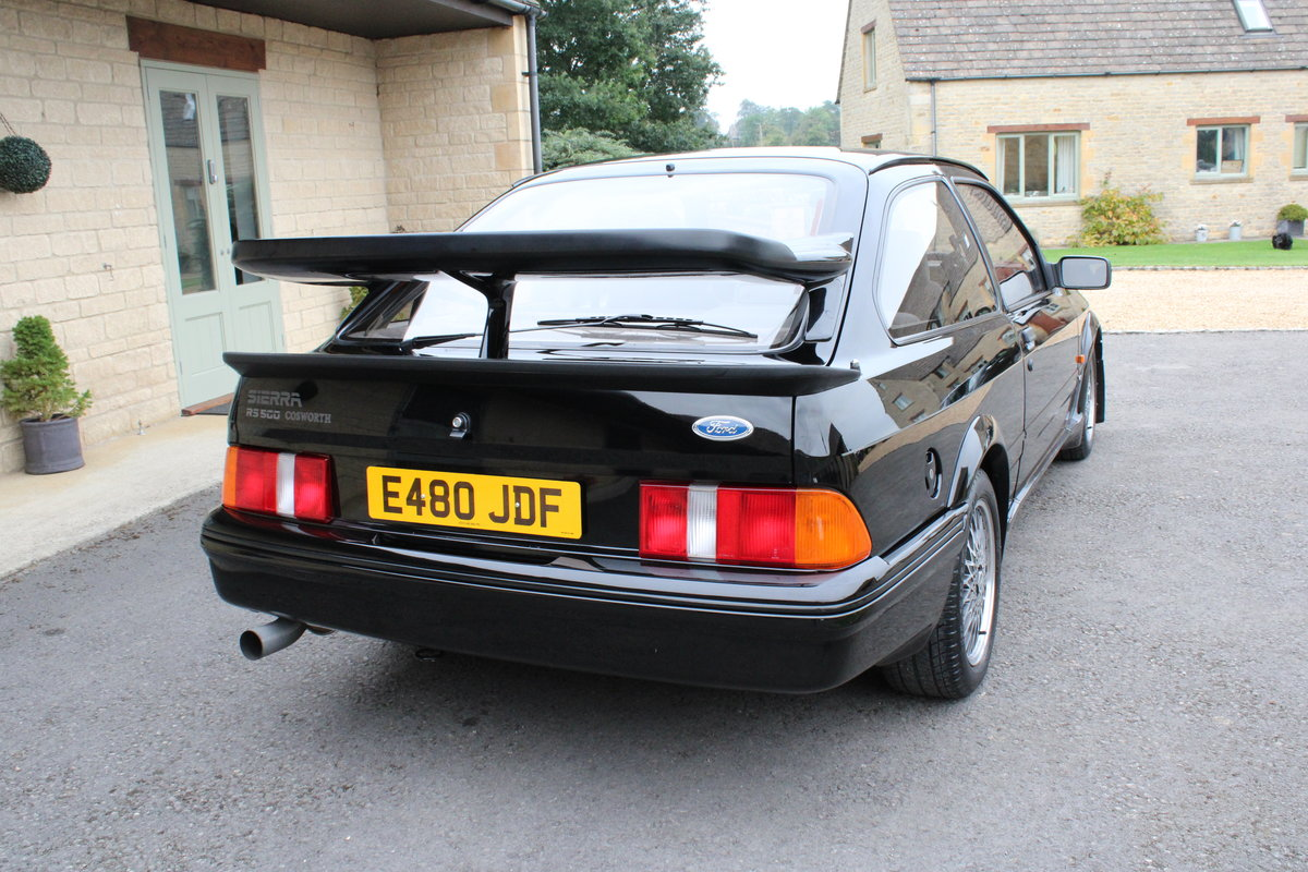 1987 FORD COSWORTH RS500 - 42,000 MILES - £85,950 For Sale (picture 2 of 24)