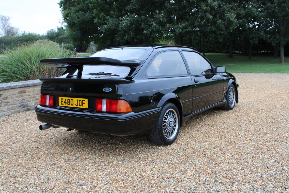 1987 FORD COSWORTH RS500 - 42,000 MILES - £85,950 For Sale (picture 4 of 24)