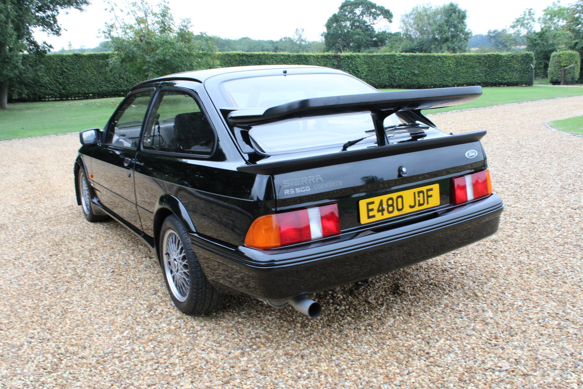 1987 FORD COSWORTH RS500 - 42,000 MILES - £85,950 For Sale (picture 5 of 24)