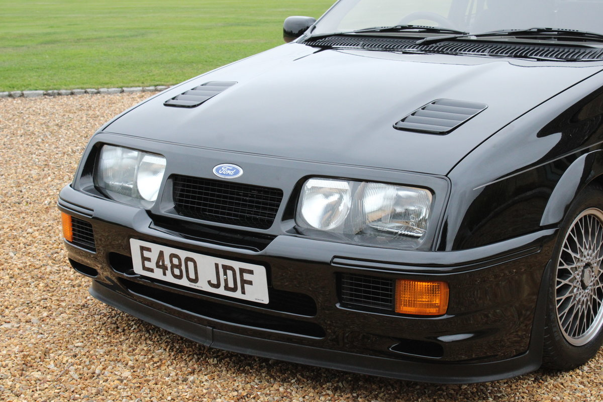 1987 FORD COSWORTH RS500 - 42,000 MILES - £85,950 For Sale (picture 6 of 24)