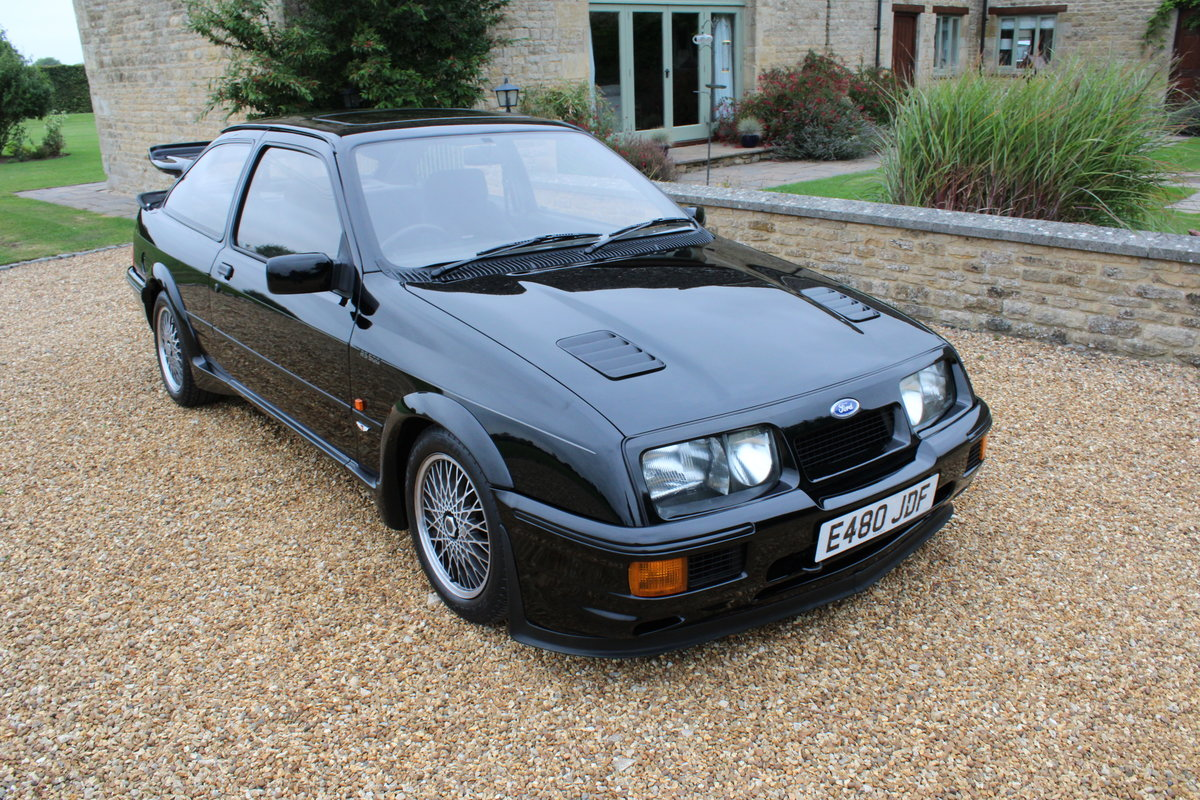 1987 FORD COSWORTH RS500 - 42,000 MILES - £85,950 For Sale (picture 7 of 24)