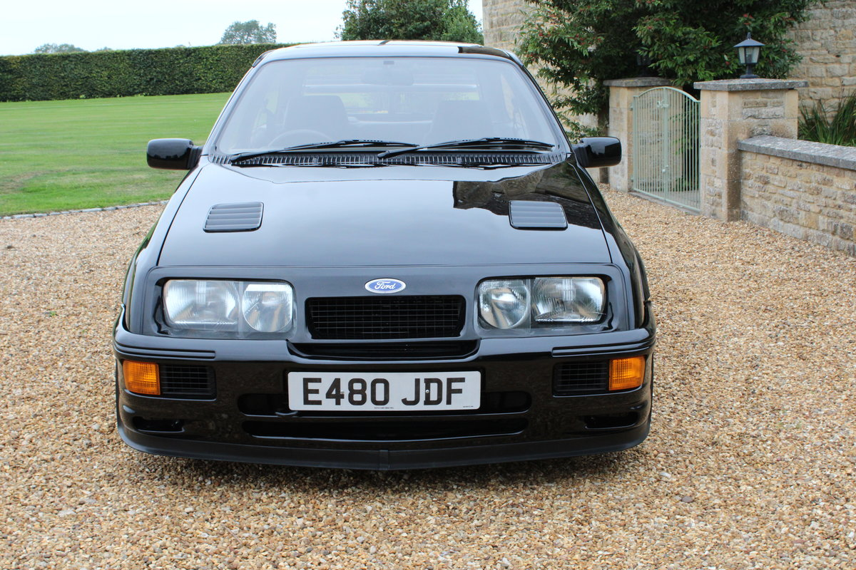 1987 FORD COSWORTH RS500 - 42,000 MILES - £85,950 For Sale (picture 8 of 24)