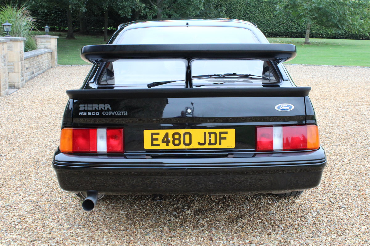 1987 FORD COSWORTH RS500 - 42,000 MILES - £85,950 For Sale (picture 9 of 24)