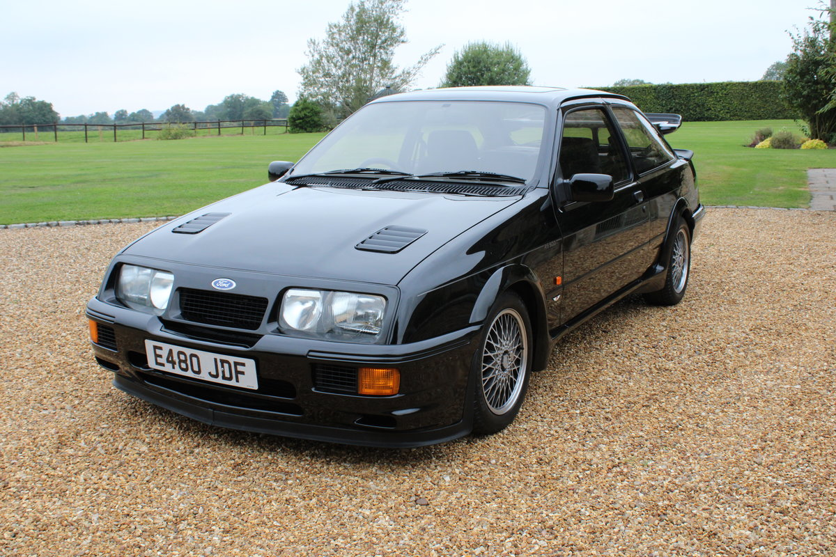 1987 FORD COSWORTH RS500 - 42,000 MILES - £85,950 For Sale (picture 11 of 24)