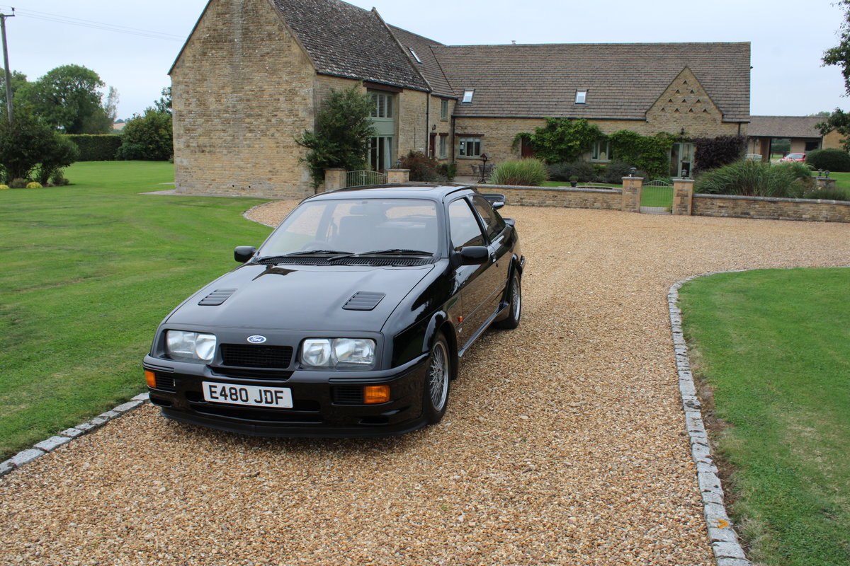 1987 FORD COSWORTH RS500 - 42,000 MILES - £85,950 For Sale (picture 24 of 24)