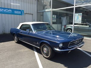 1967 Ford Mustang Convertible S code 390 For Sale