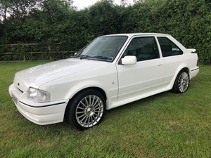 1989 Ford Escort XR3i Multiple Concours Winner For Sale