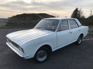 1968 Ford Cortina GT MKII