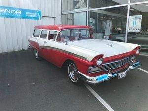 1957 Ford Country Sedan V8 For Sale