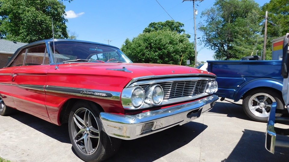 1964 Ford Galaxie 500 XL (Seaman, OH) $19,900 obo For Sale (picture 4 of 6)
