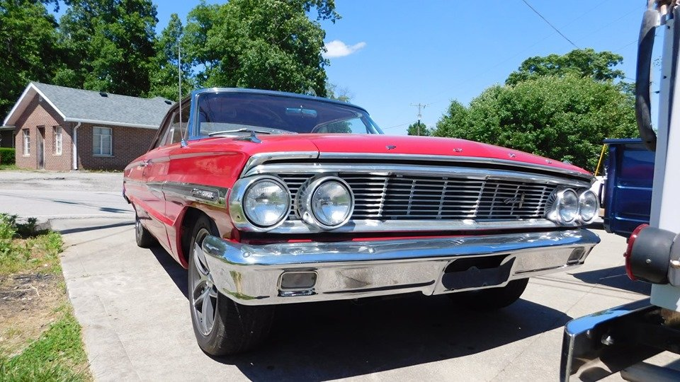 1964 Ford Galaxie 500 XL (Seaman, OH) $19,900 obo For Sale (picture 6 of 6)