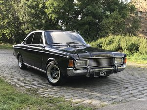 1969 Ford Taunus 2500s coupe For Sale