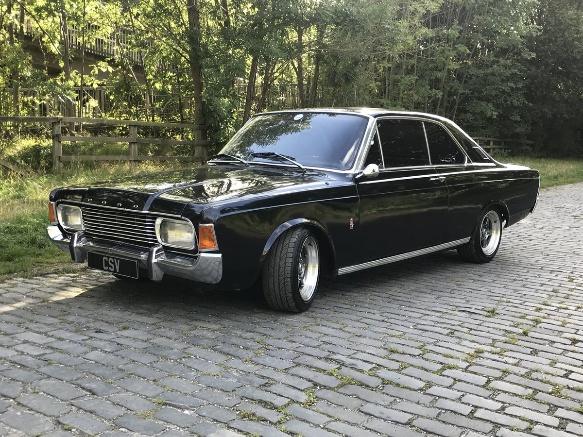 1969 Ford Taunus 2500s coupe For Sale (picture 2 of 6)