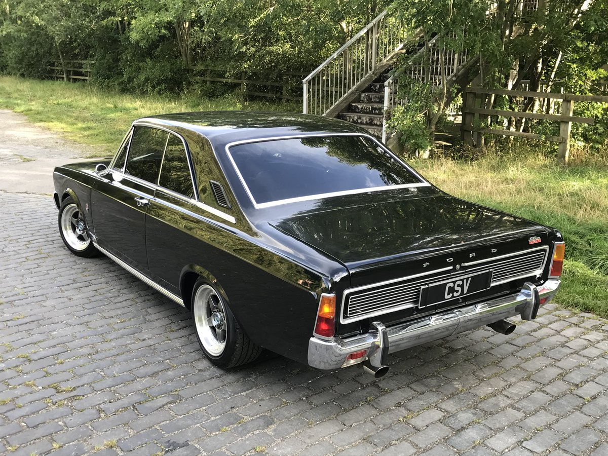 1969 Ford Taunus 2500s coupe For Sale (picture 3 of 6)
