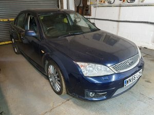 2007 Ford Mondeo ST220 - Part History- No Reserve For Sale by Auction