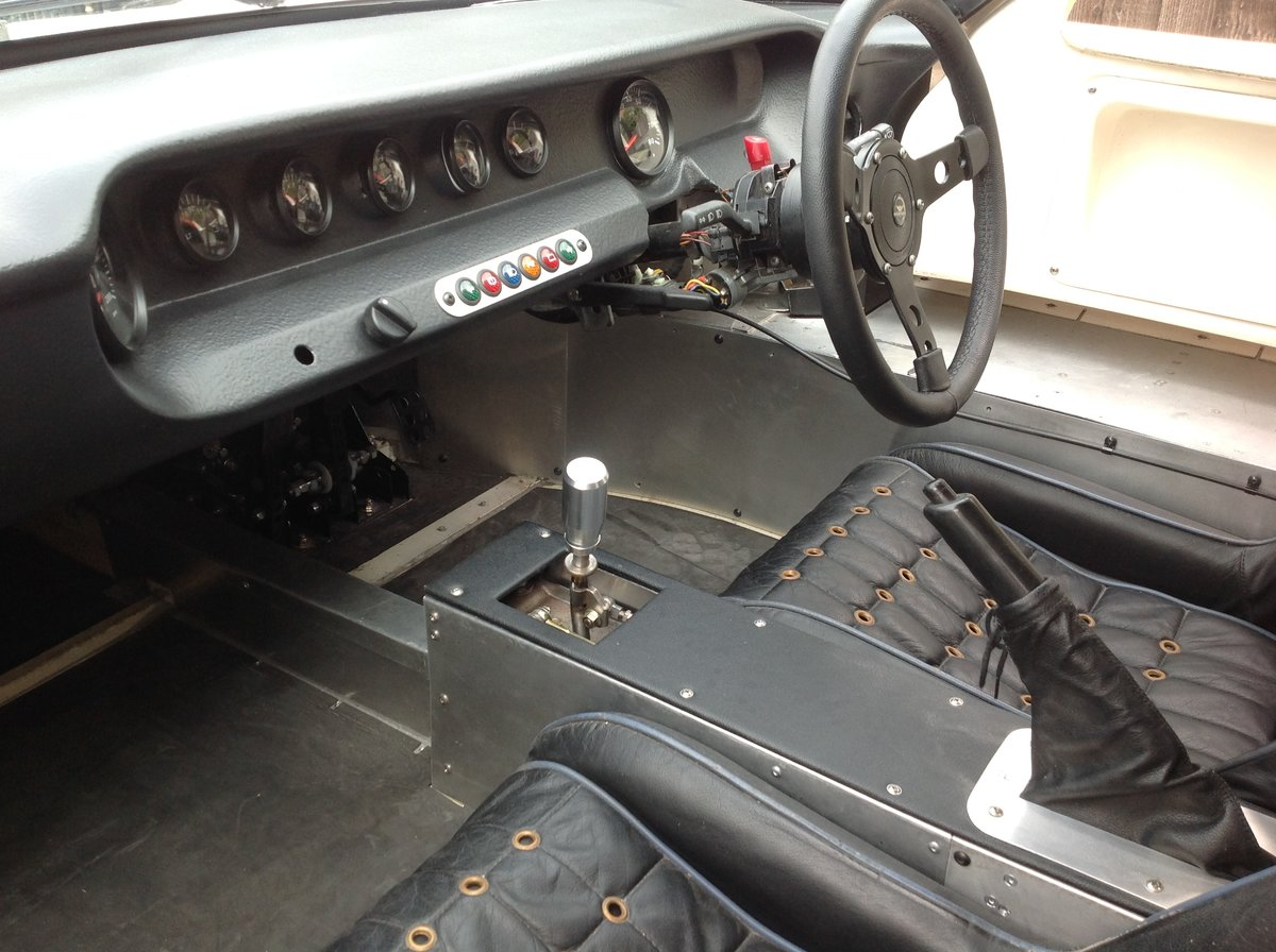 0000 FORD GT40  KVA MK1 unfinished project For Sale (picture 5 of 6)