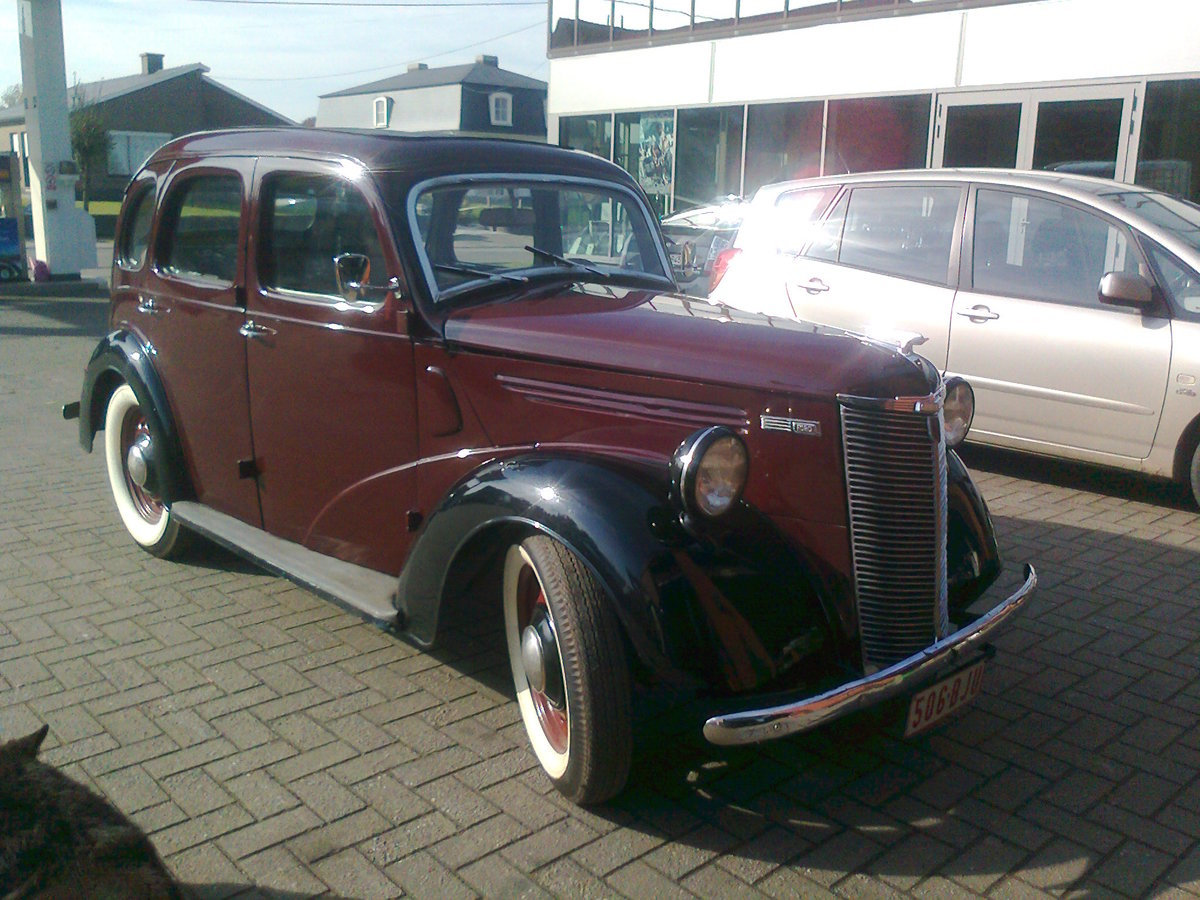 1946 Ford Prefect LHD For Sale (picture 1 of 2)