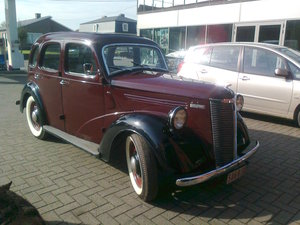 1946 Ford Prefect LHD For Sale