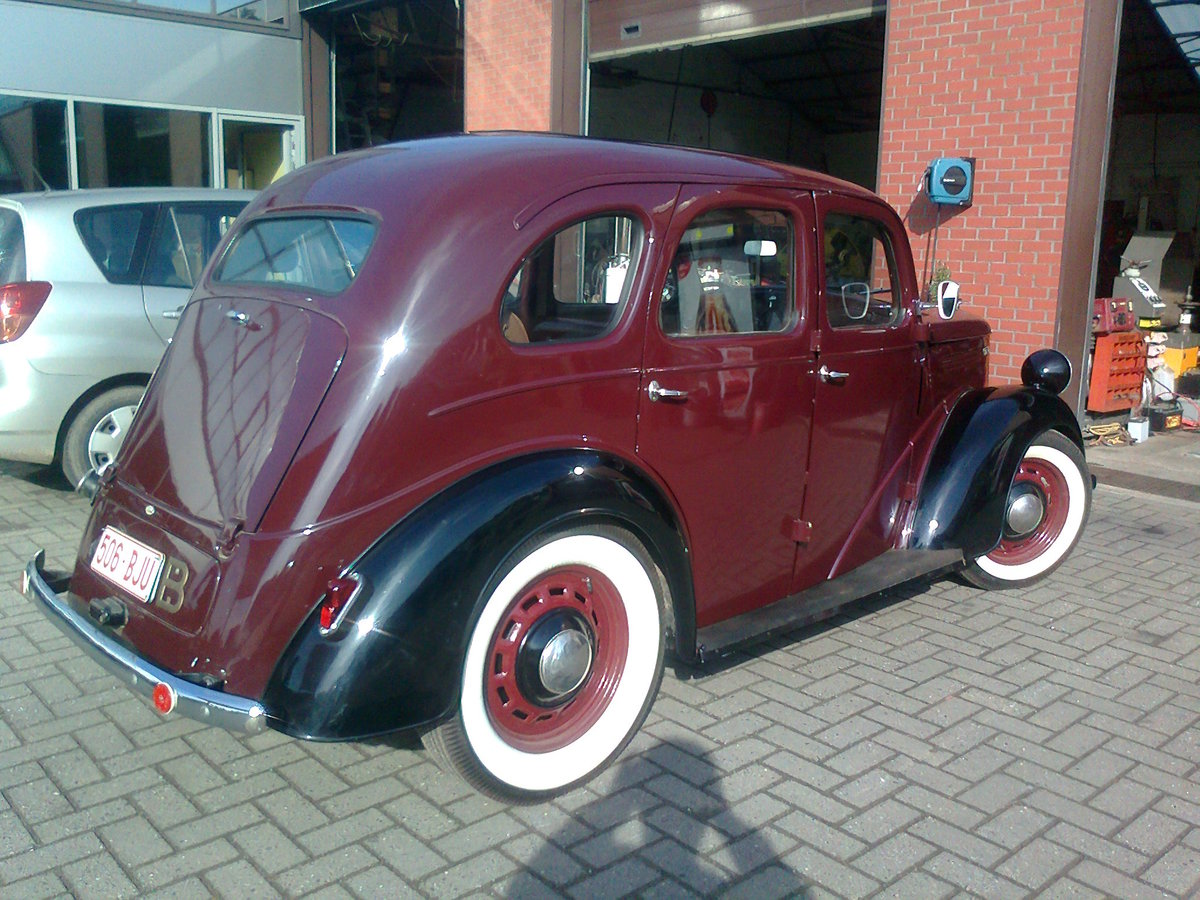 1946 Ford Prefect LHD For Sale (picture 2 of 2)