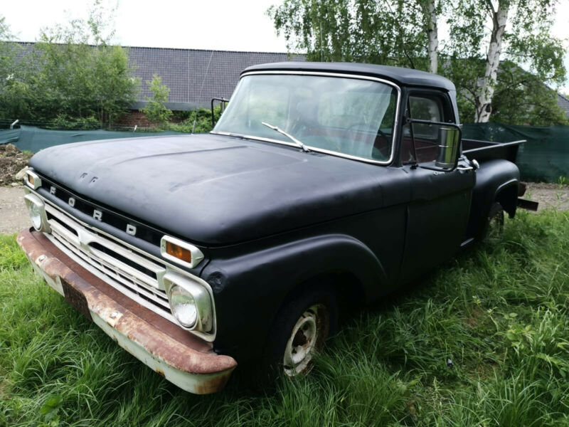 1966 Ford  F100 V8 Shortbed '66 **Texas-Import** For Sale (picture 1 of 5)