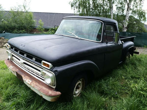 1966 Ford  F100 V8 Shortbed '66 **Texas-Import** For Sale