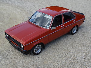 Ford Escort Mk2 – Superb Shell/Pinto Engine/5 Speed For Sale