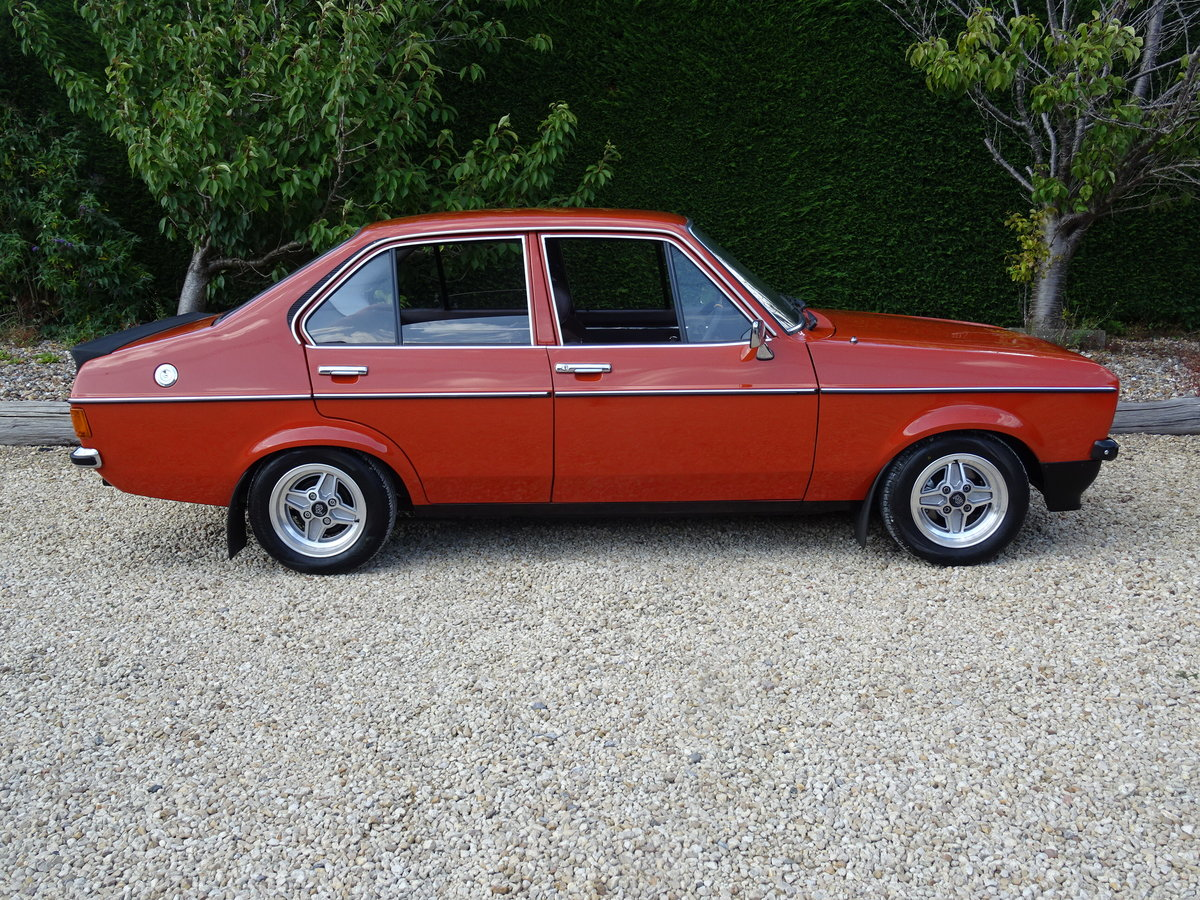 Ford Escort Mk2 – Superb Shell/Pinto Engine/5 Speed SOLD (picture 3 of 6)