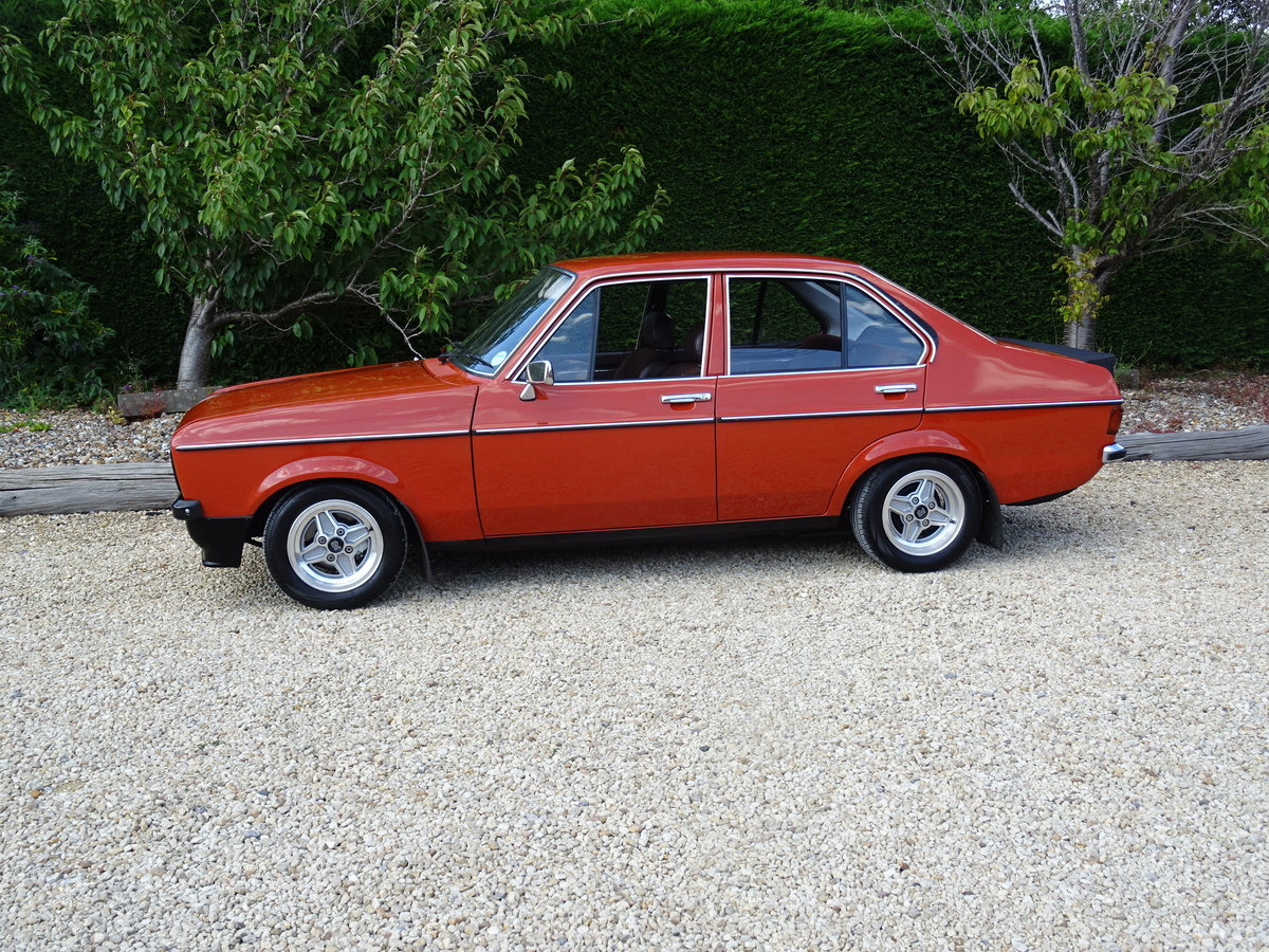 Ford Escort Mk2 – Superb Shell/Pinto Engine/5 Speed SOLD (picture 4 of 6)