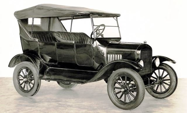 Ford T - 1925 For Sale (picture 1 of 1)