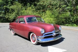 1950 Ford 2 Dr Coupe Flathead 8 rebuilt New brakes $11.5k For Sale (picture 2 of 6)