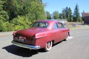 1950 Ford 2 Dr Coupe Flathead 8 rebuilt New brakes $11.5k For Sale (picture 3 of 6)
