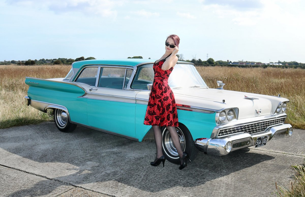 1959 Ford Fairlane Galaxie 500 For Sale (picture 1 of 6)