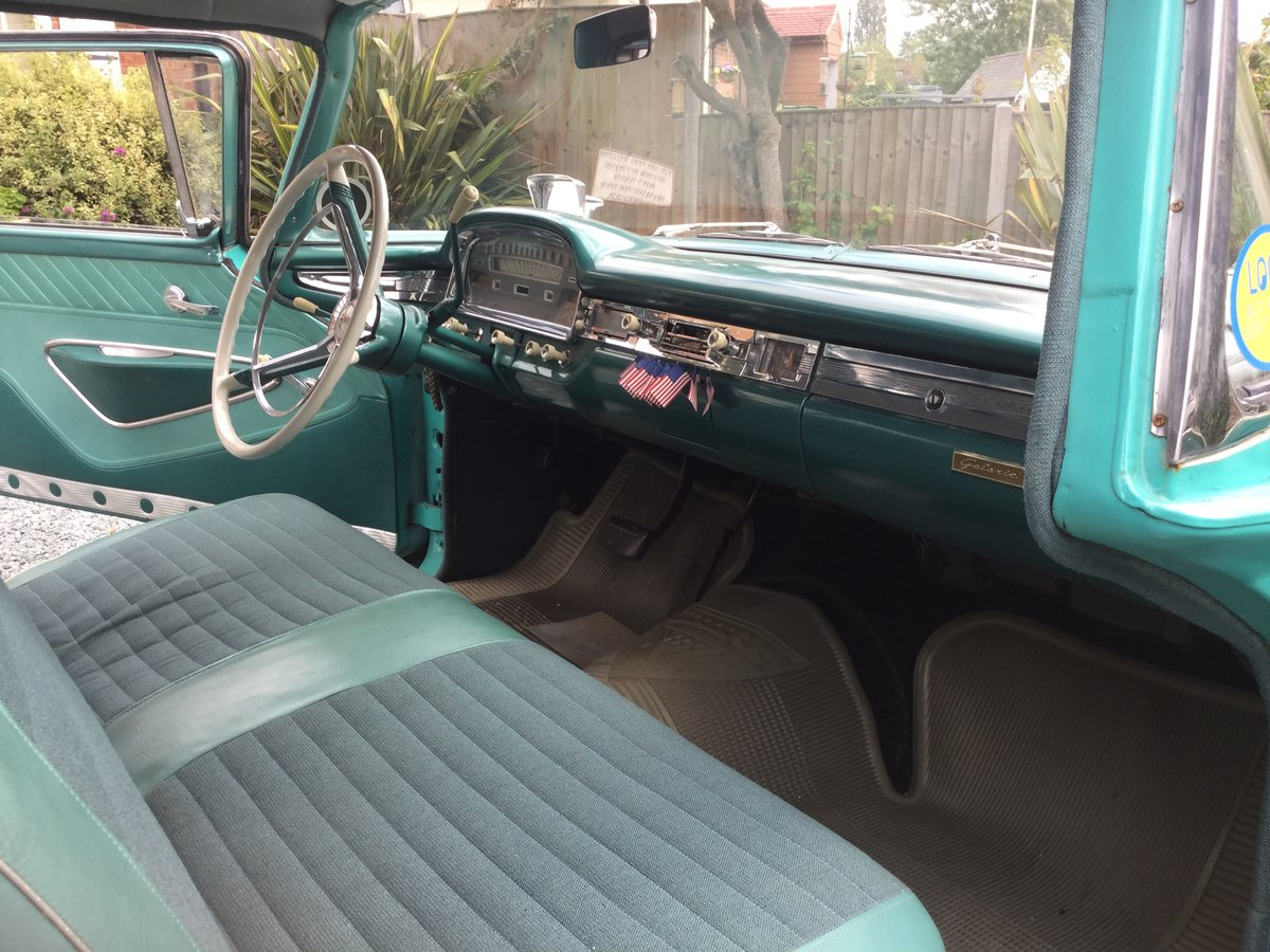 1959 Ford Fairlane Galaxie 500 For Sale (picture 4 of 6)