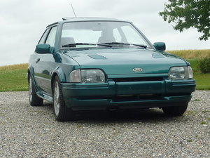1988 Ford Escort RS Turbo