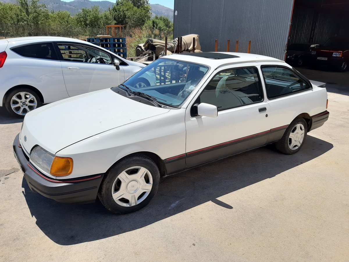 1987 Ford Sierra 3 door For Sale (picture 1 of 6)