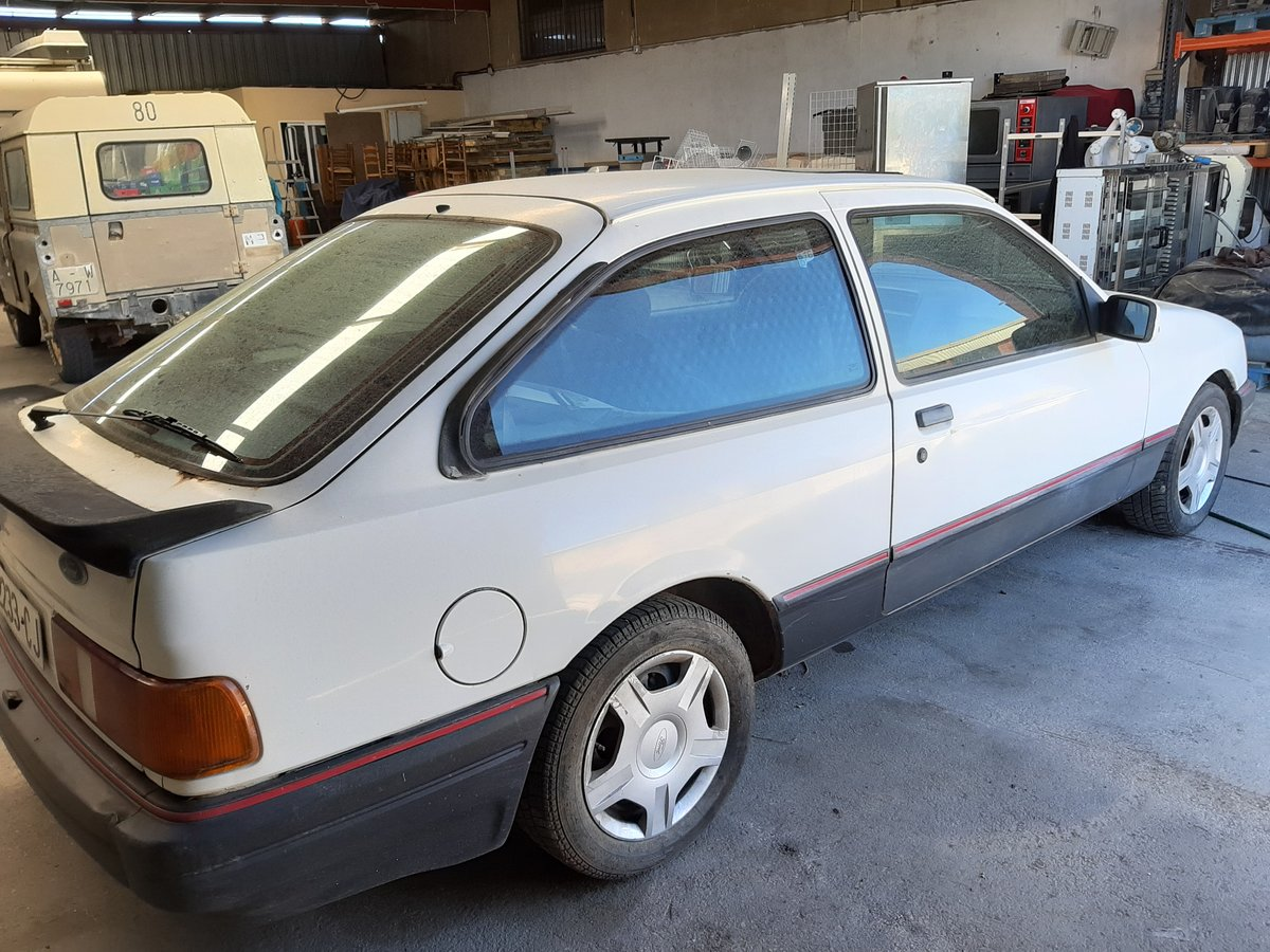 1987 Ford Sierra 3 door For Sale (picture 6 of 6)