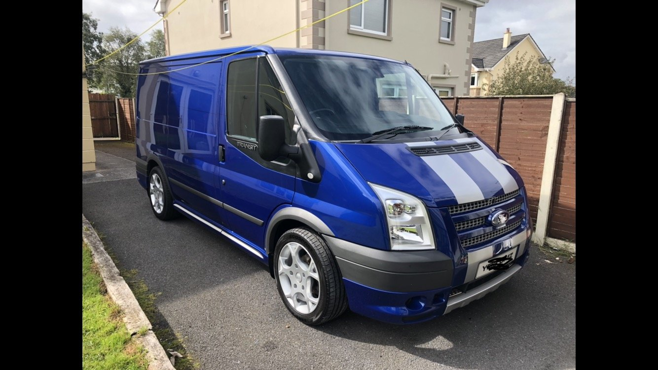 2013 Ford Transit Sport For Sale (picture 1 of 6)