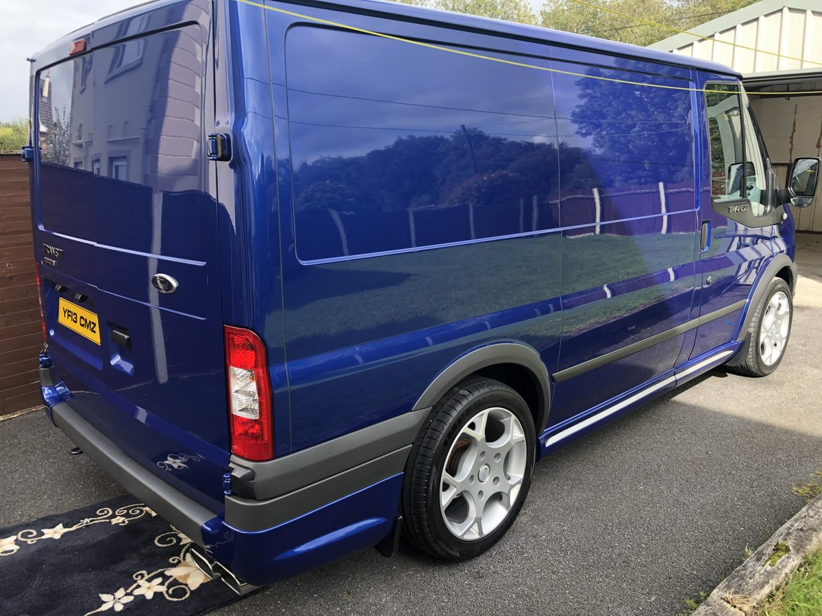 2013 Ford Transit Sport For Sale (picture 3 of 6)