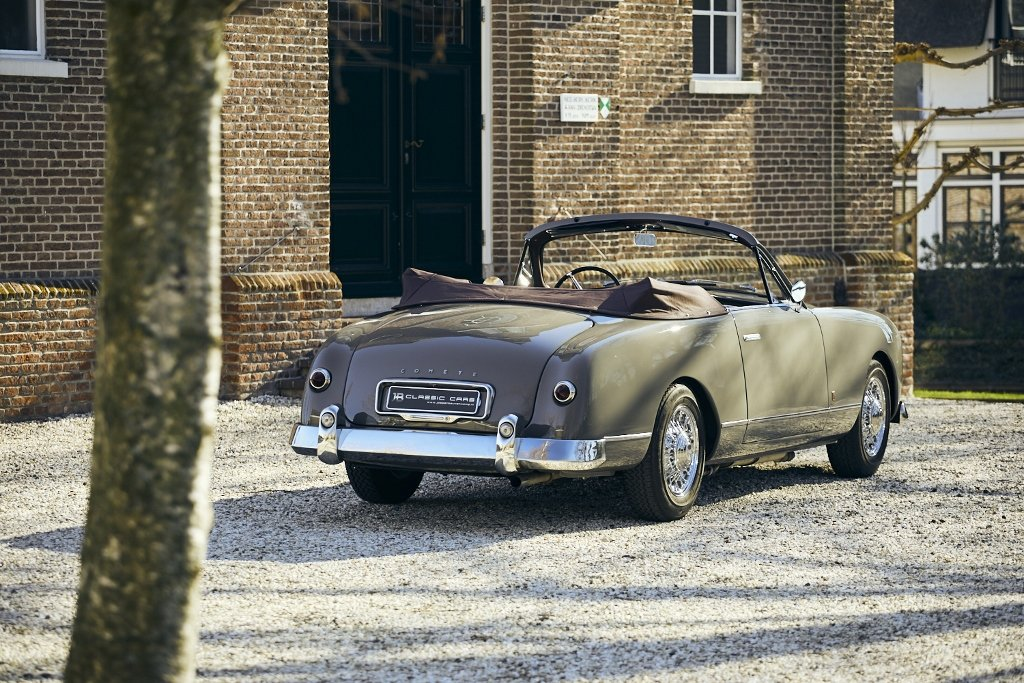Ford Comète Cabriolet V8 'Monte Carlo' 1953 For Sale (picture 2 of 6)
