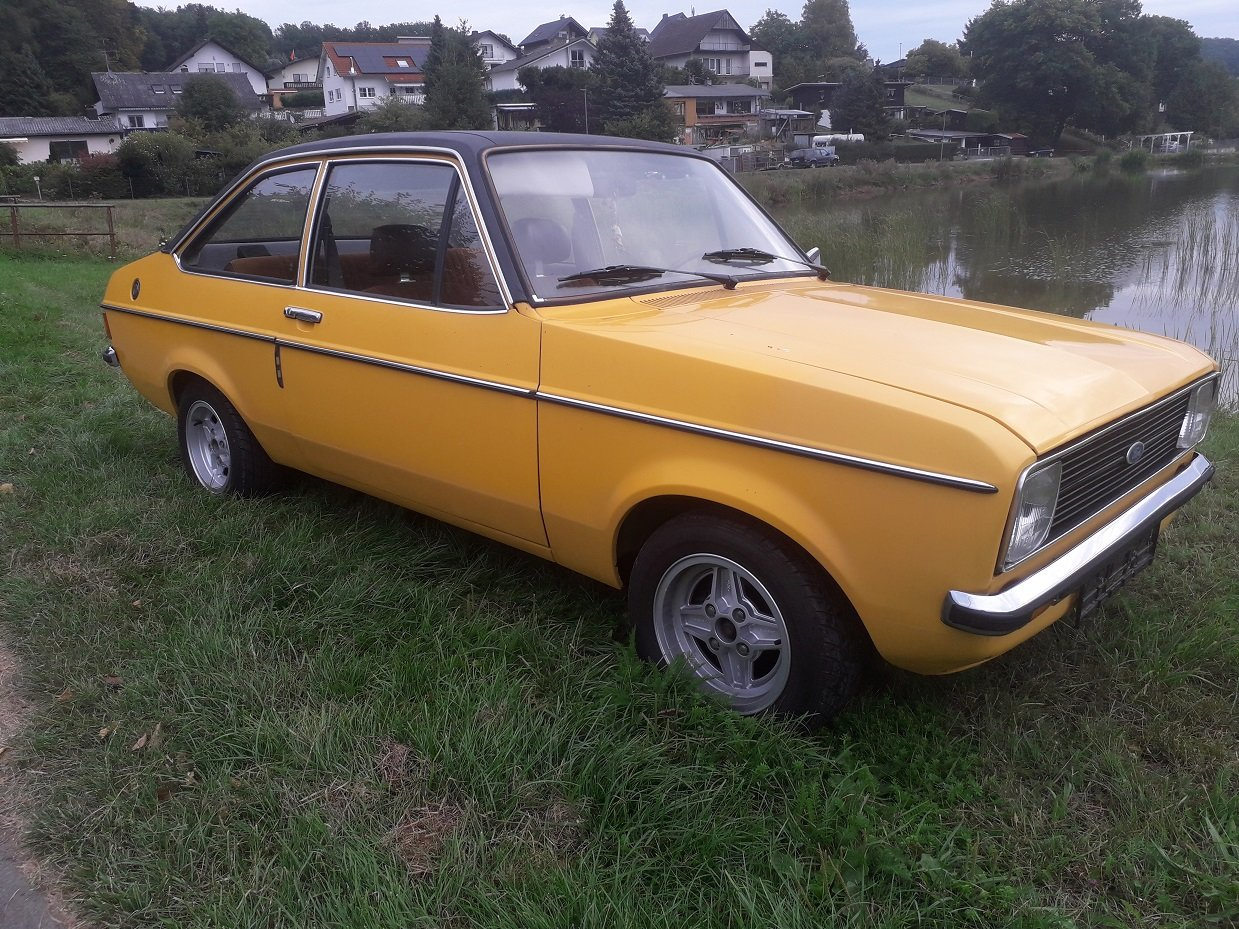 1978 Ford Escort MK2 2-door For Sale (picture 2 of 6)
