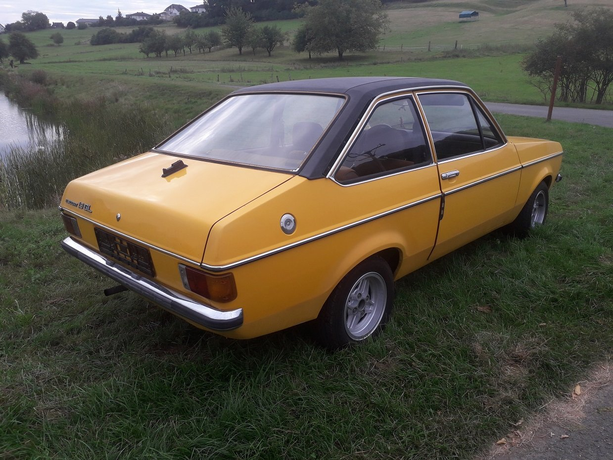 1978 Ford Escort MK2 2-door For Sale (picture 3 of 6)
