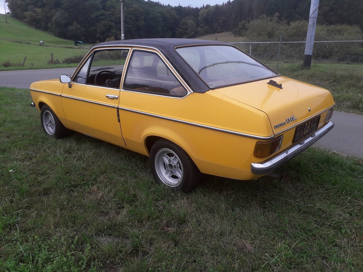 1978 Ford Escort MK2 2-door For Sale (picture 4 of 6)