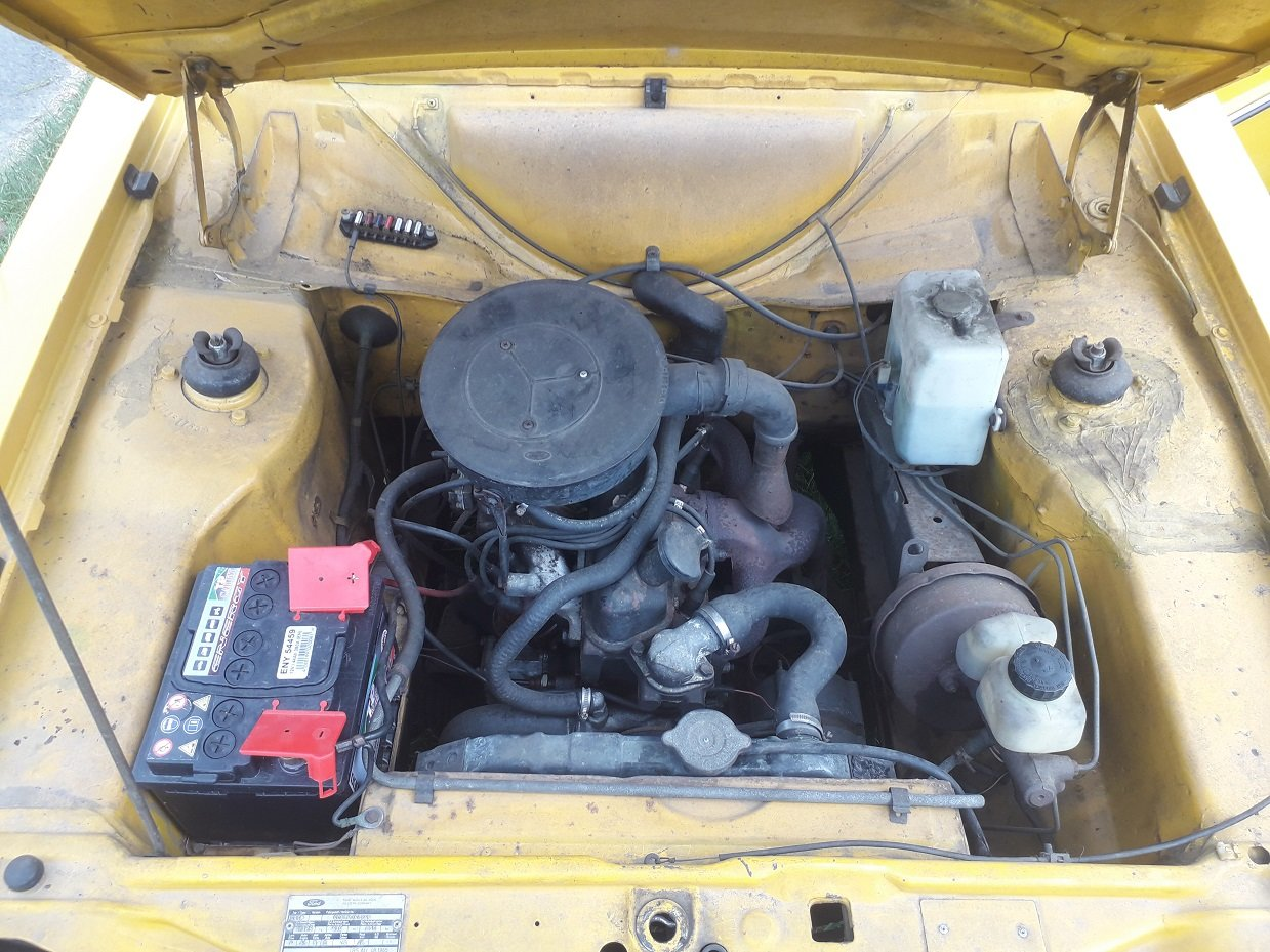1978 Ford Escort MK2 2-door For Sale (picture 5 of 6)