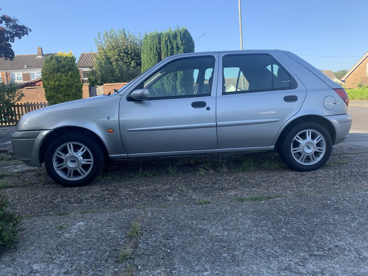 2000 Ford Fiesta Ghia - low milage - great quality For Sale (picture 6 of 6)